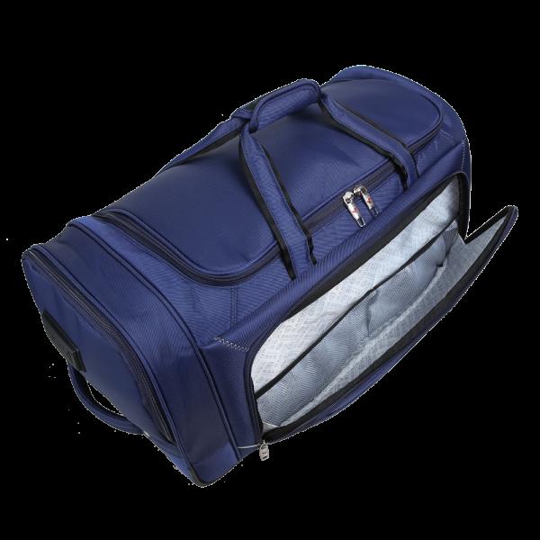 Túi du lịch cần kéo Sakos. TNBags.Com.Vn|BALO-TÚI XÁCH HIỆU TNBAGS